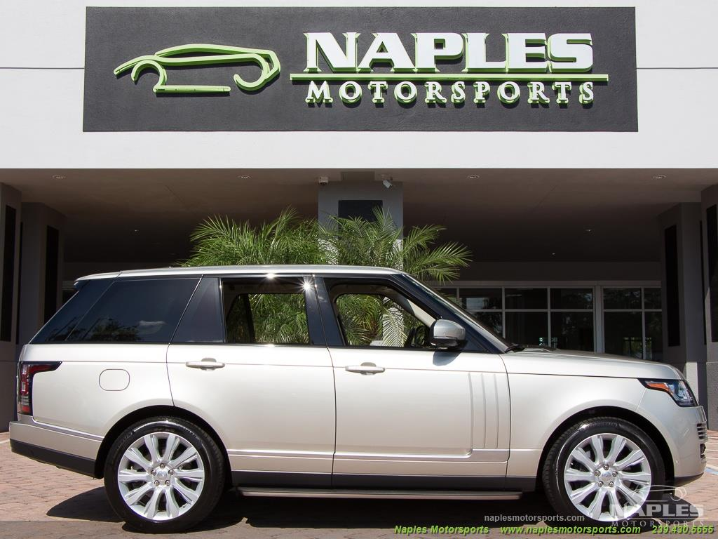 2014 Land Rover Range Rover Supercharged - Photo 24 - Naples, FL 34104