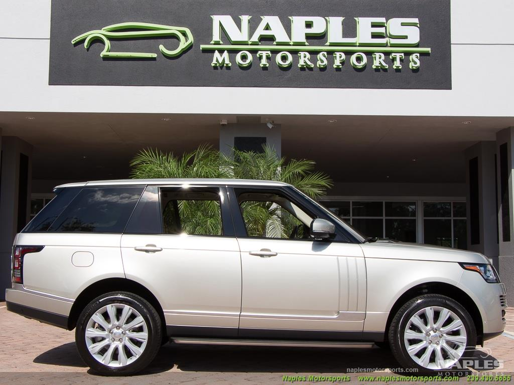 2014 Land Rover Range Rover Supercharged - Photo 38 - Naples, FL 34104