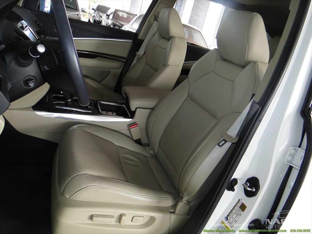 2014 Acura MDX Tech Package - Photo 9 - Naples, FL 34104