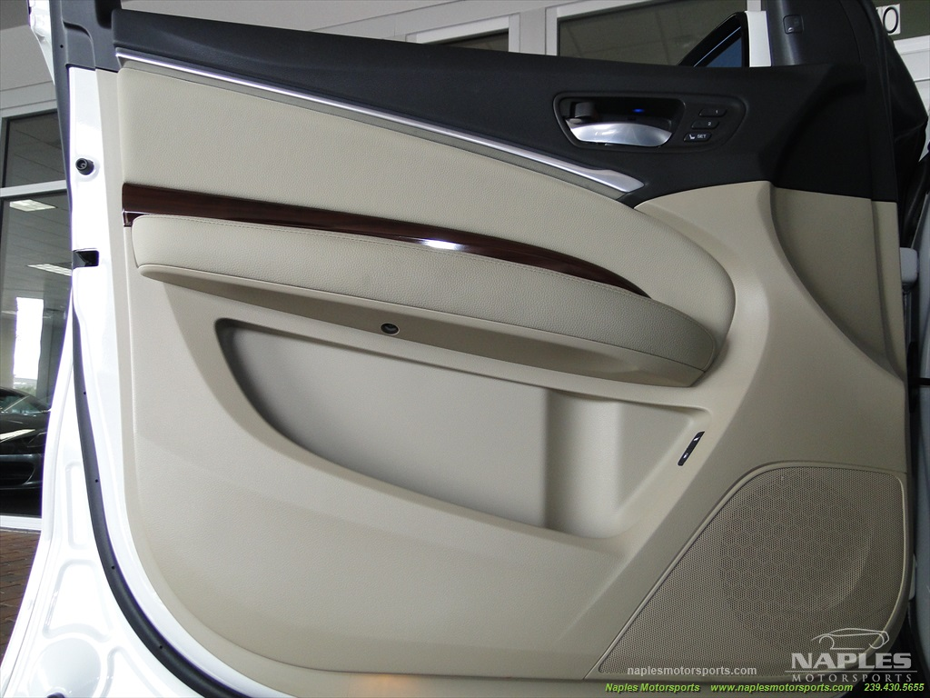 2014 Acura MDX Tech Package - Photo 7 - Naples, FL 34104