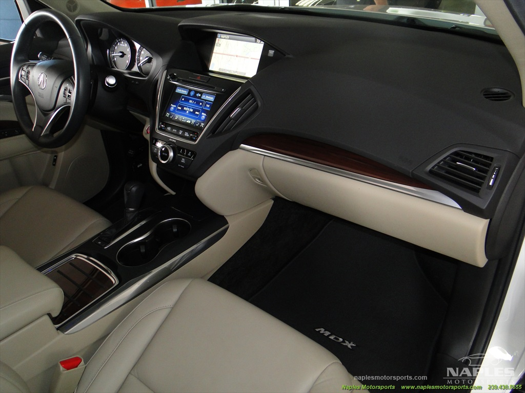 2014 Acura MDX Tech Package - Photo 13 - Naples, FL 34104