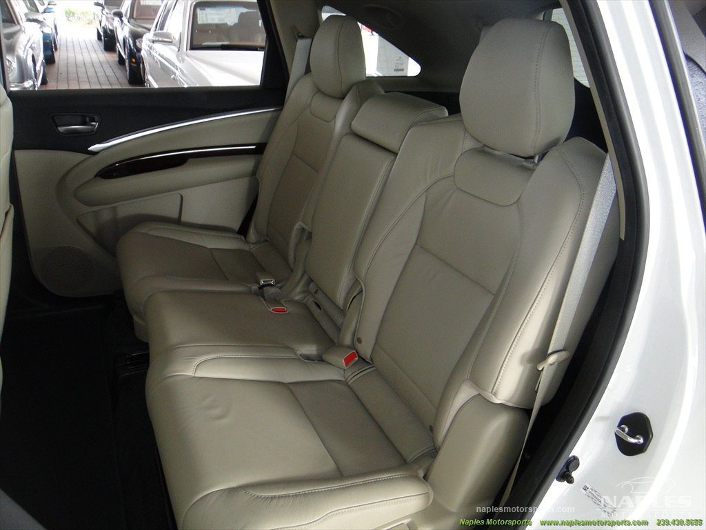2014 Acura MDX Tech Package - Photo 14 - Naples, FL 34104