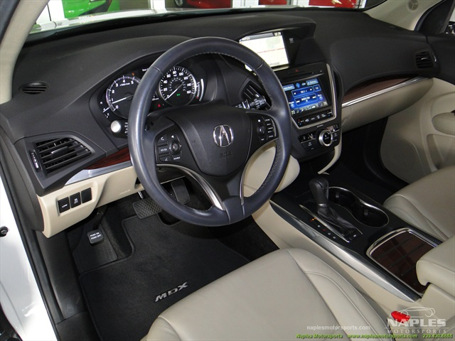 2014 Acura MDX Tech Package - Photo 2 - Naples, FL 34104