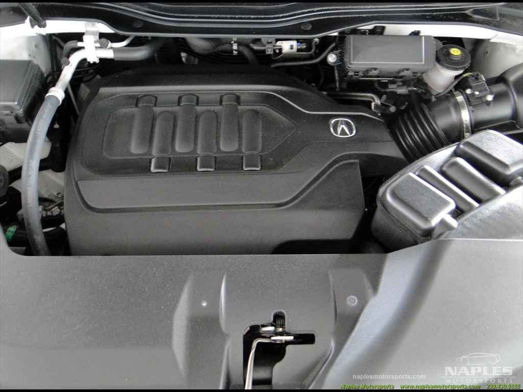 2014 Acura MDX Tech Package - Photo 25 - Naples, FL 34104