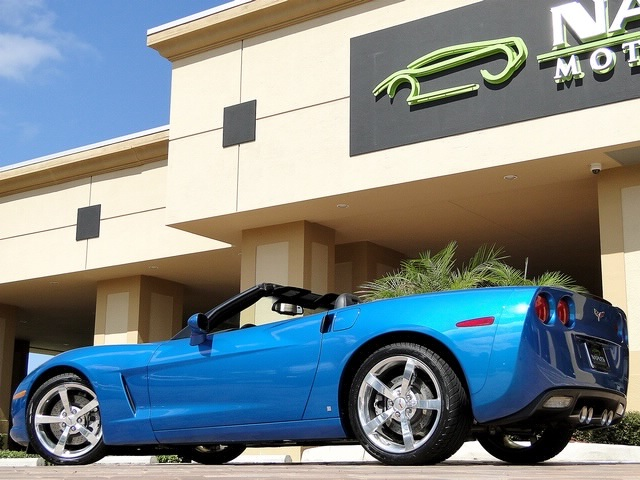 2008 Chevrolet Corvette convertible - Photo 3 - Naples, FL 34104