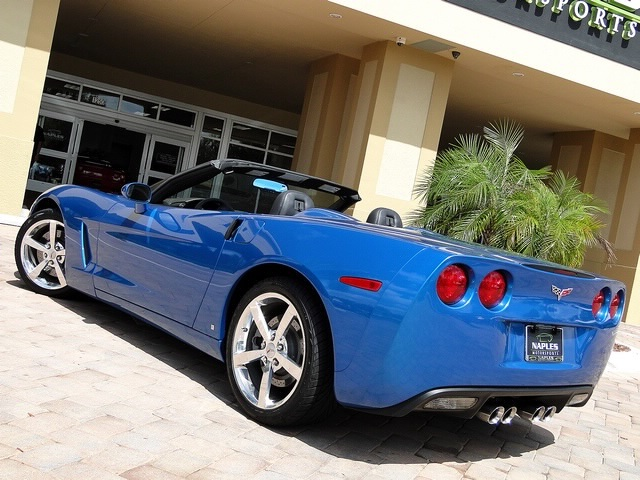2008 Chevrolet Corvette convertible - Photo 56 - Naples, FL 34104