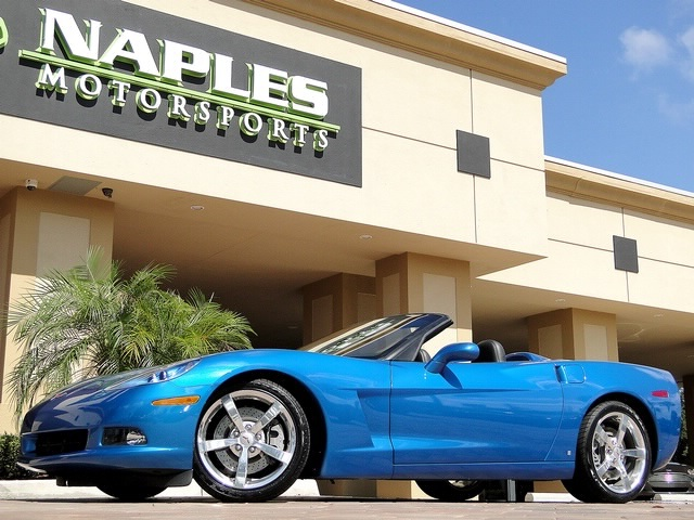 2008 Chevrolet Corvette convertible - Photo 8 - Naples, FL 34104