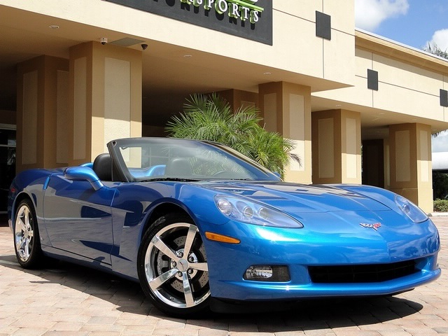 2008 Chevrolet Corvette convertible - Photo 58 - Naples, FL 34104