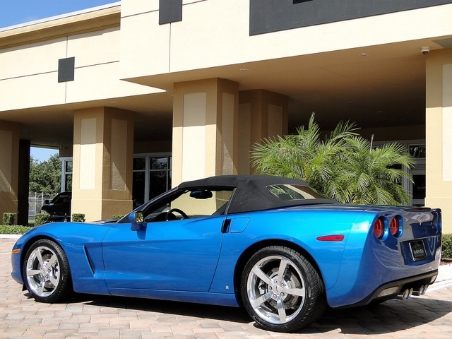 2008 Chevrolet Corvette convertible - Photo 50 - Naples, FL 34104