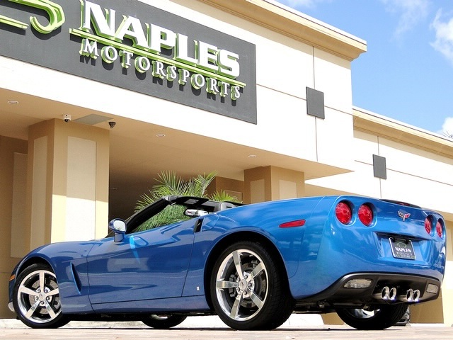 2008 Chevrolet Corvette convertible - Photo 37 - Naples, FL 34104
