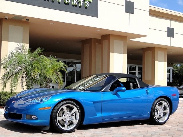 2008 Chevrolet Corvette convertible - Photo 19 - Naples, FL 34104