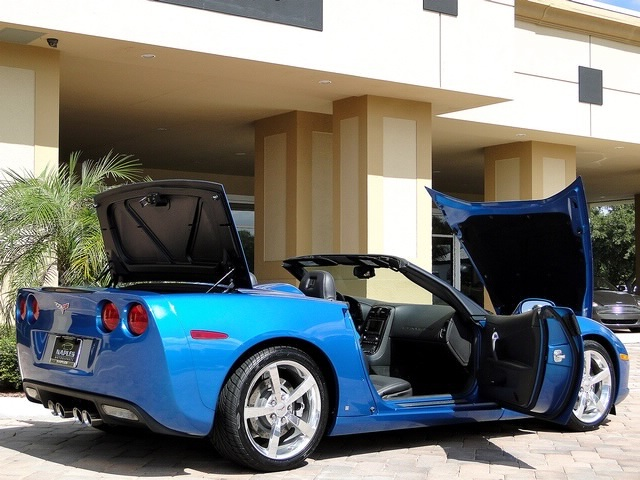 2008 Chevrolet Corvette convertible - Photo 54 - Naples, FL 34104