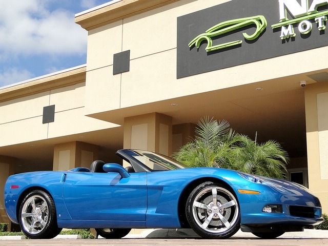 2008 Chevrolet Corvette convertible - Photo 28 - Naples, FL 34104