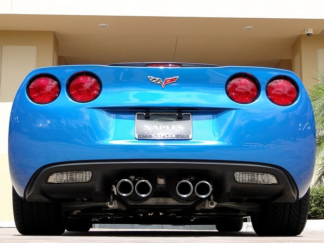 2008 Chevrolet Corvette convertible - Photo 60 - Naples, FL 34104