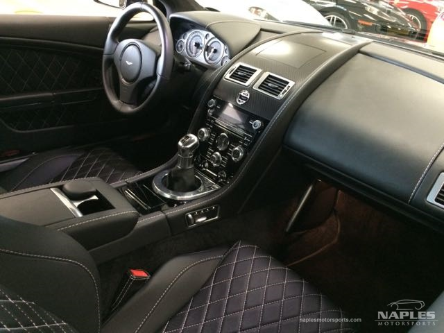 2012 Aston Martin DBS - Photo 4 - Naples, FL 34104