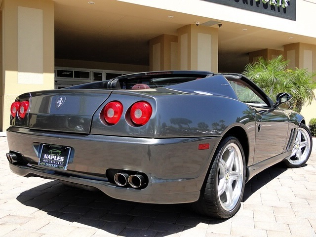 2005 Ferrari 575 SuperAmerica - Photo 49 - Naples, FL 34104