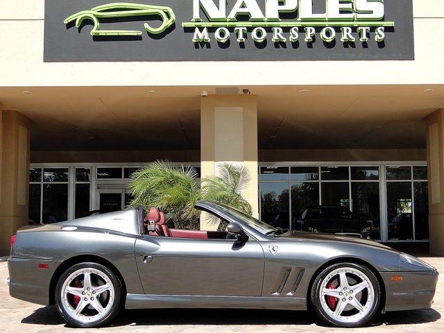 2005 Ferrari 575 SuperAmerica - Photo 17 - Naples, FL 34104