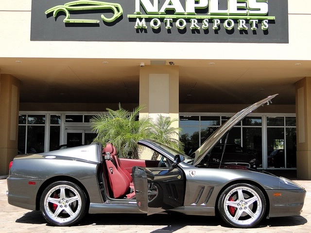 2005 Ferrari 575 SuperAmerica - Photo 53 - Naples, FL 34104
