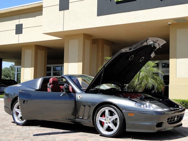 2005 Ferrari 575 SuperAmerica - Photo 52 - Naples, FL 34104