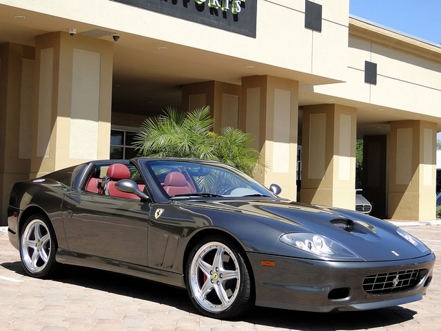 2005 Ferrari 575 SuperAmerica - Photo 28 - Naples, FL 34104