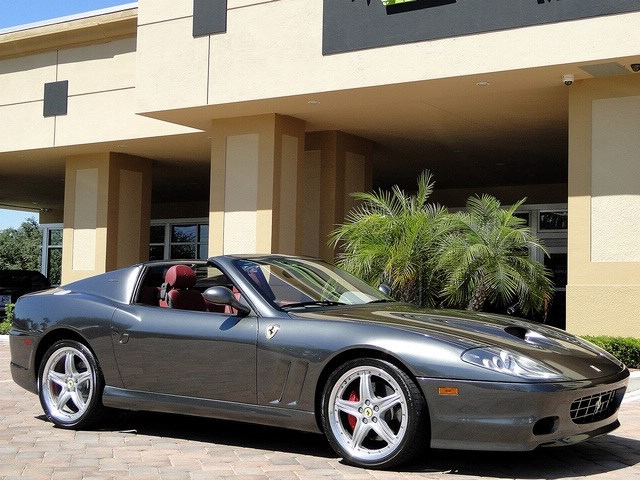 2005 Ferrari 575 SuperAmerica - Photo 22 - Naples, FL 34104