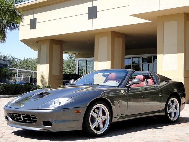 2005 Ferrari 575 SuperAmerica - Photo 36 - Naples, FL 34104