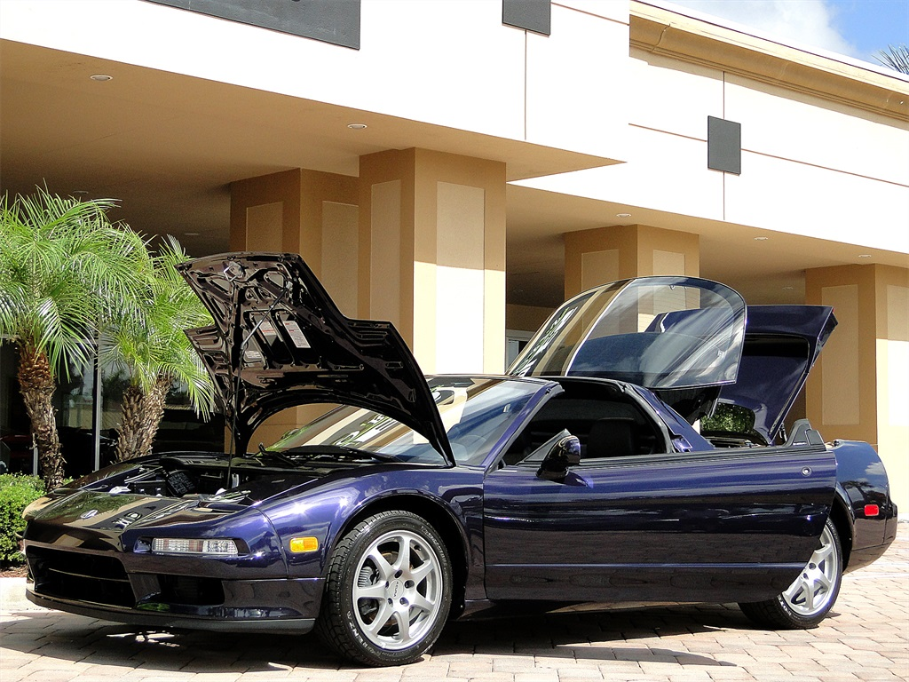 1996 Acura NSX Targa - Photo 57 - Naples, FL 34104