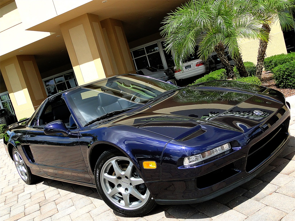1996 Acura NSX Targa - Photo 56 - Naples, FL 34104