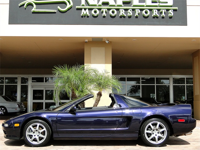 1996 Acura NSX Targa - Photo 4 - Naples, FL 34104