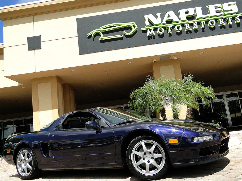 1996 Acura NSX Targa - Photo 55 - Naples, FL 34104