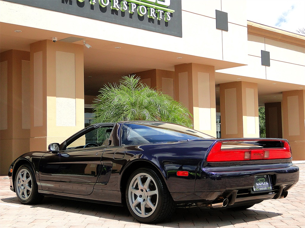 1996 Acura NSX Targa - Photo 43 - Naples, FL 34104