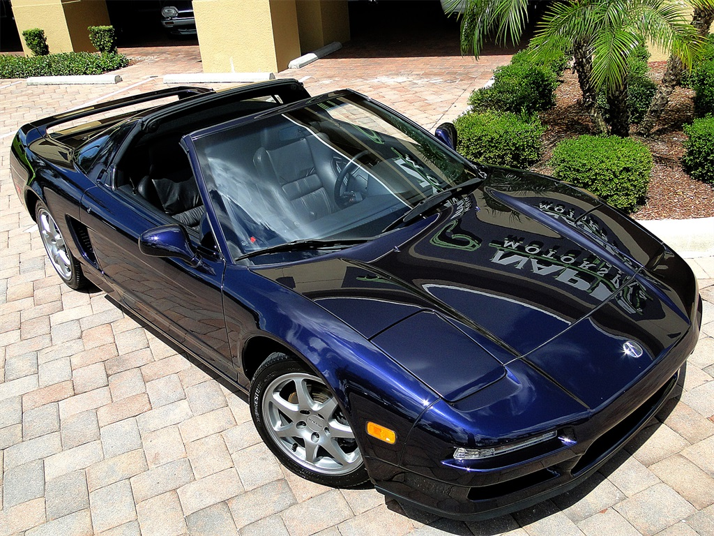 1996 Acura NSX Targa - Photo 38 - Naples, FL 34104
