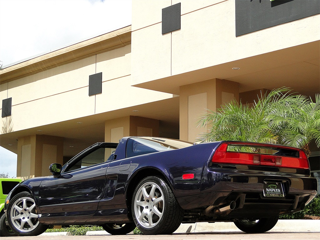 1996 Acura NSX Targa - Photo 34 - Naples, FL 34104