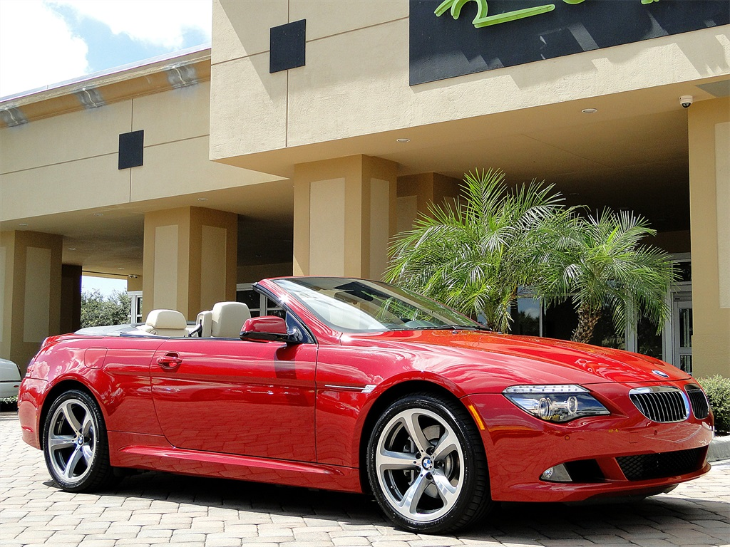 2010 BMW 650i - Photo 18 - Naples, FL 34104