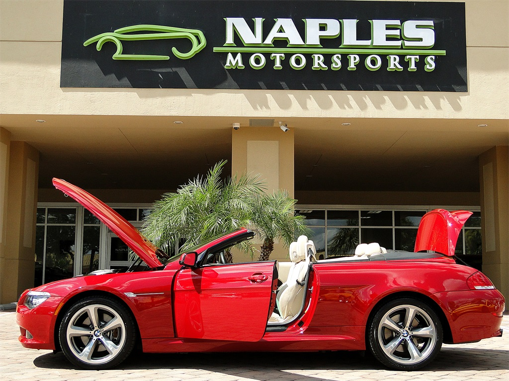 2010 BMW 650i - Photo 56 - Naples, FL 34104