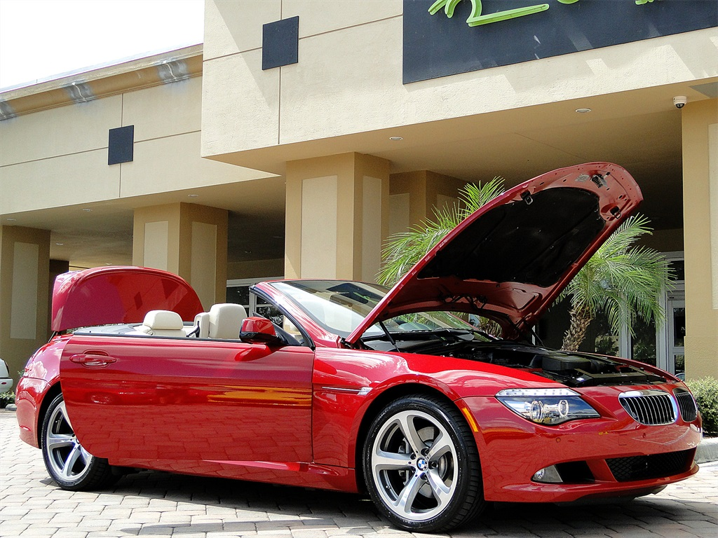 2010 BMW 650i - Photo 60 - Naples, FL 34104