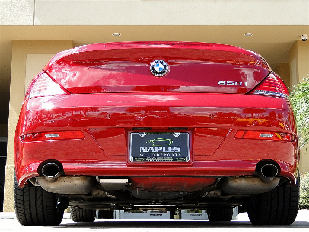 2010 BMW 650i - Photo 37 - Naples, FL 34104