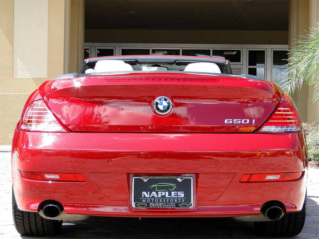 2010 BMW 650i - Photo 34 - Naples, FL 34104