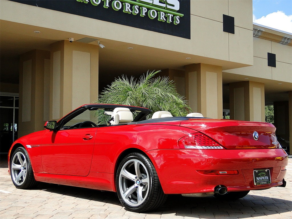 2010 BMW 650i - Photo 33 - Naples, FL 34104