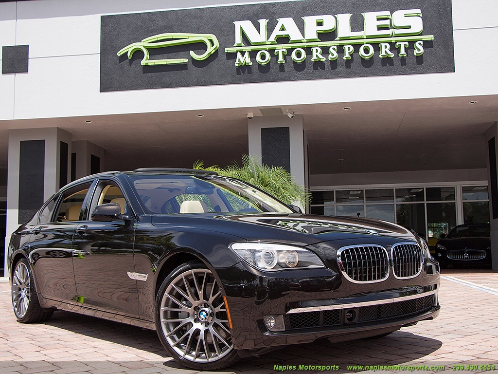 2010 BMW 760Li Individual - Photo 35 - Naples, FL 34104