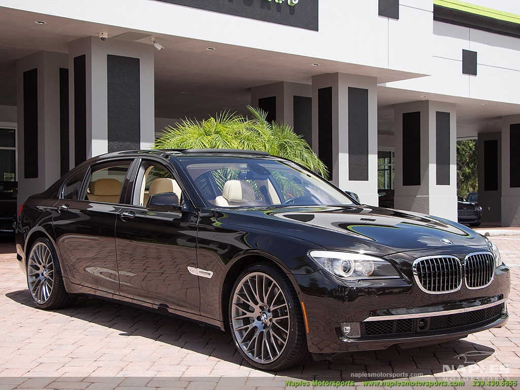 2010 BMW 760Li Individual - Photo 17 - Naples, FL 34104