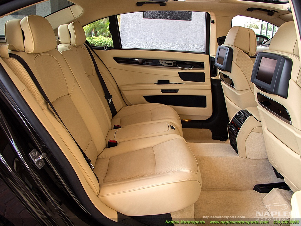 2010 BMW 760Li Individual - Photo 47 - Naples, FL 34104