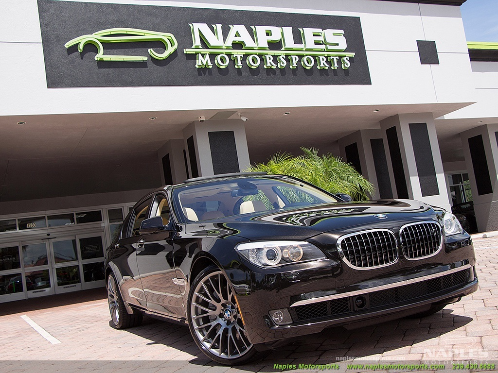 2010 BMW 760Li Individual - Photo 18 - Naples, FL 34104