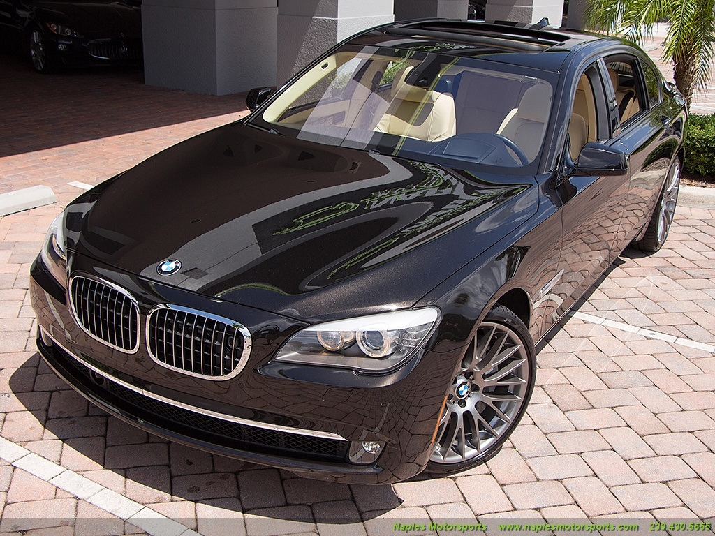 2010 BMW 760Li Individual - Photo 28 - Naples, FL 34104