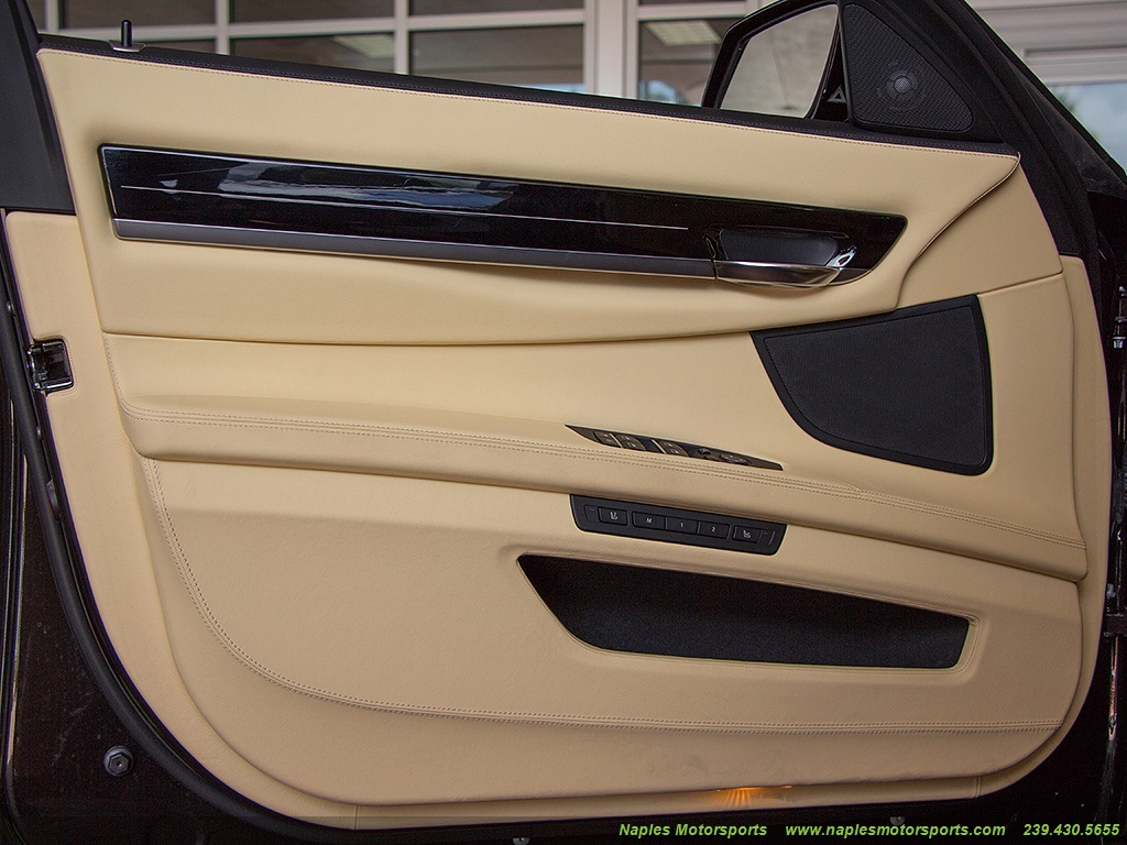 2010 BMW 760Li Individual - Photo 39 - Naples, FL 34104