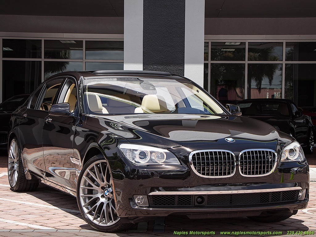 2010 BMW 760Li Individual - Photo 38 - Naples, FL 34104