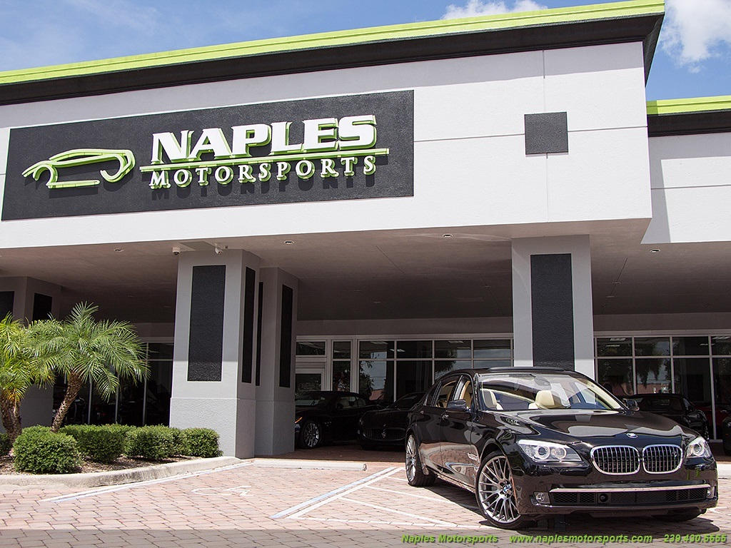 2010 BMW 760Li Individual - Photo 37 - Naples, FL 34104