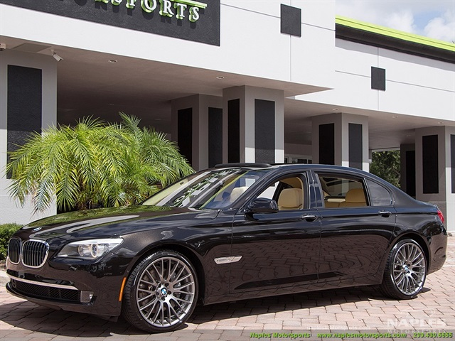 2010 BMW 760Li Individual - Photo 3 - Naples, FL 34104