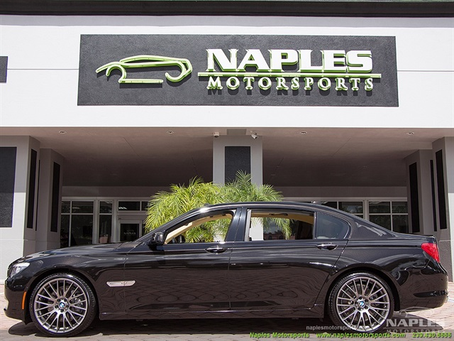 2010 BMW 760Li Individual - Photo 4 - Naples, FL 34104
