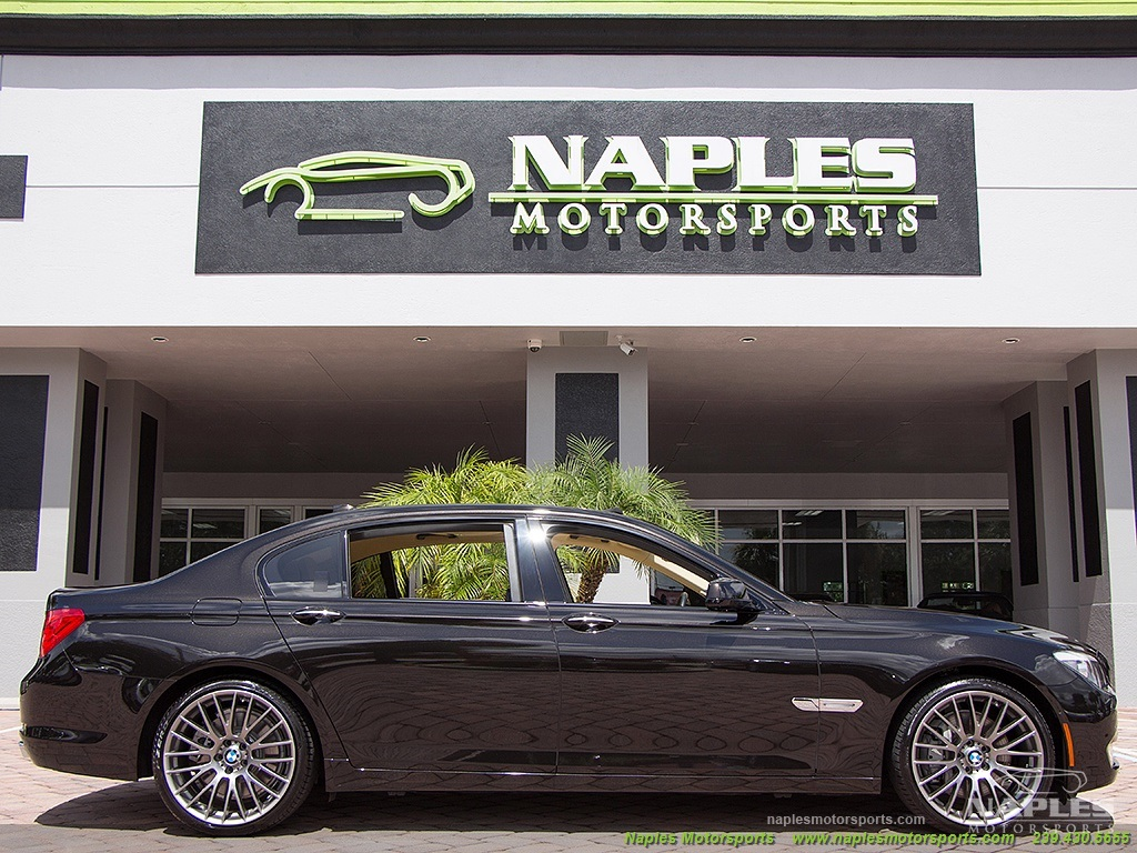2010 BMW 760Li Individual - Photo 10 - Naples, FL 34104